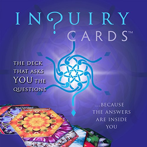 (Inquiry Cards: 48-card Deck, Guidebook and Stand )