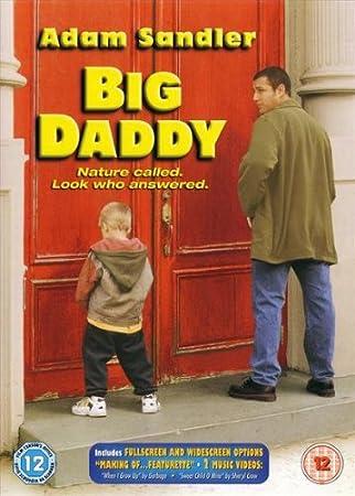 Amazon Com Big Daddy Movie Poster 27 X 40 Inches 69cm X
