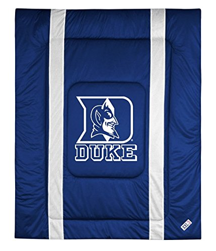 Duke University Jersey Stripe Comforter (Twin)