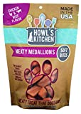 Howls'S Kitchen At318 Beef And Chicken Snack Meaty Medallions, 12 Oz/One Size
