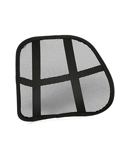 Sitback Mesh Backrest - Black by Core Products