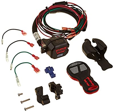 Warn 90288 Wireless Remote for ATV and UTV