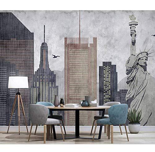 Hbbhbb Vintage Wallpaper Arquitectura Foto Wallpaper Mural 3D Sala ...