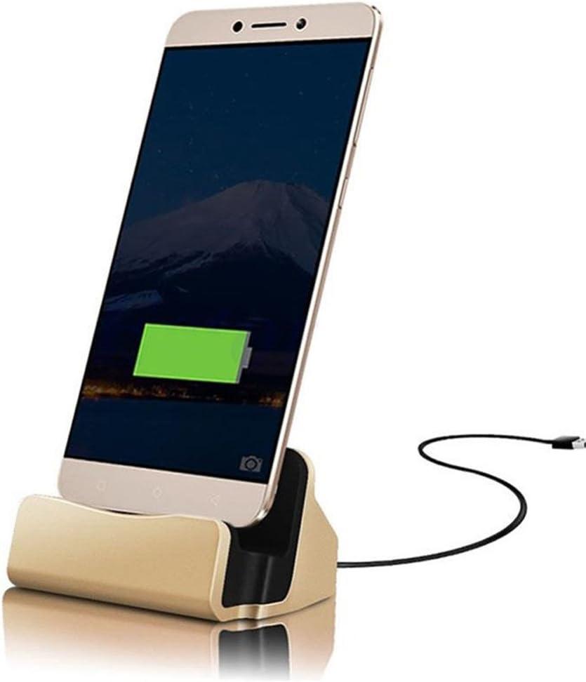 Galaxy S10//S10+ HTC 10 Type-C Dock Charging Station OnePlus 7//3T//3//2 LG G5 iKNOWTECH USB Desktop Charger Cradle for Google Pixel//Pixel XL Nexus 6P//5X Huawei P30 Pro P9//P9 Plus