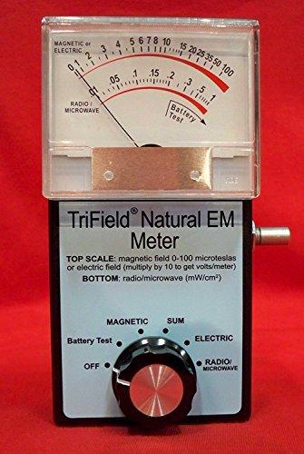 Trifield LEPUSPTLSHI6416 Natural EM Meter product image