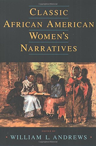 Search : Classic African American Women's Narratives (Schomburg Library of Black Women Writers)