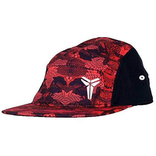 Nike Adult Unisex Kobe 4th Of July Basketball Hat-Red/Black-Adjustable