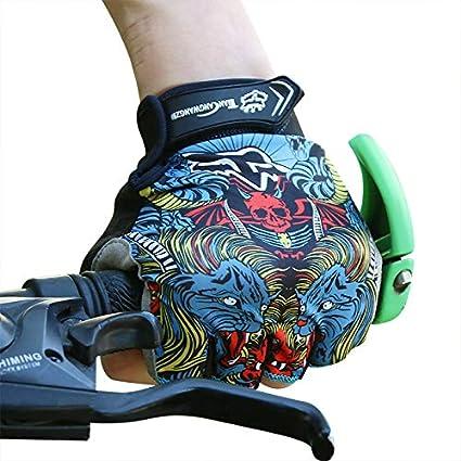 Sala-Sportswear - MTB Bike Gloves Half Finger Elastic ...