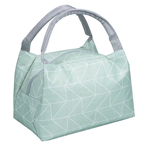 Adult Baby Bottoms (Insulated Lunch Bag Reusable Lunch box Lunch Container Modern Portable Cooler Tote Bag with Zip Closure for Adults&Kids)