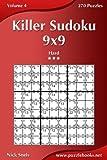 Killer Sudoku 9x9 - Hard - Volume 4 - 270 Puzzles