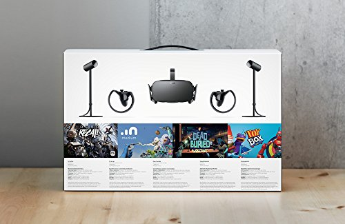 9dd0329773e4 Amazon.com  Oculus Rift + Touch Virtual Reality System  Video Games
