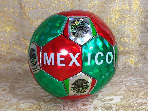 ~New~ High Quality Mexico Soccer Ball Official Size 5 NEW