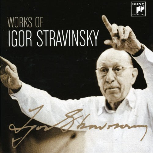 Stravinsky Edition by SONY CLASSICAL