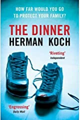 The Dinner by Herman Koch (2-May-2013) Paperback Paperback