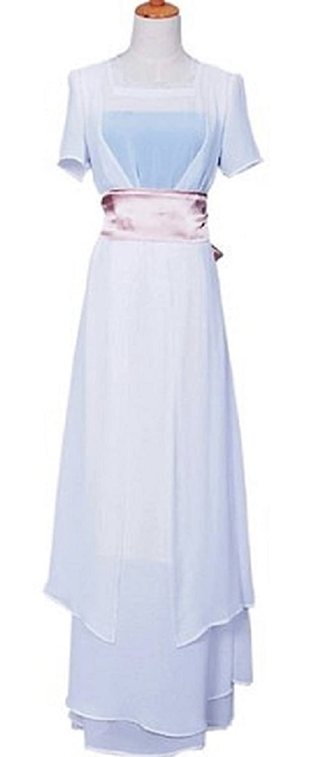 TitanicStyleDressesforSale Titanic Rose Swim Dress Cosplay Costume $74.70 AT vintagedancer.com