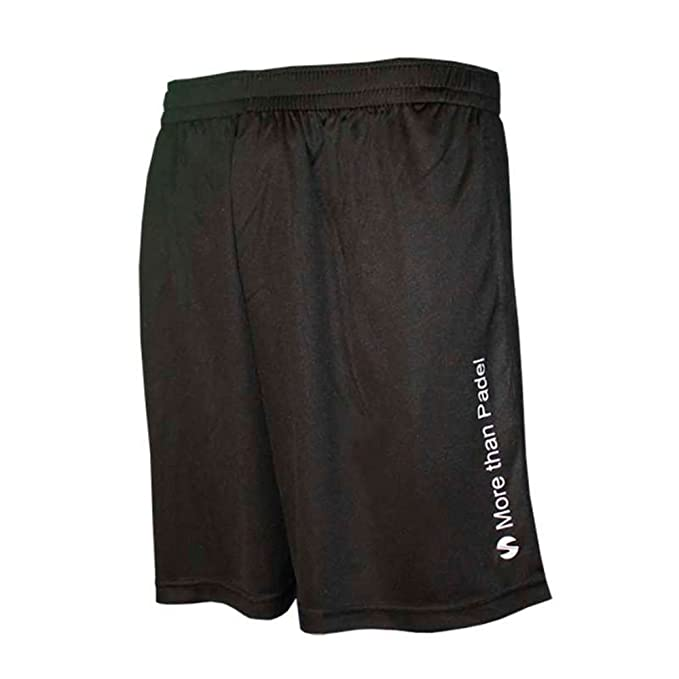 Softee - Pantalon Padel Club Color Negro Talla S: Amazon.es: Deportes y aire libre