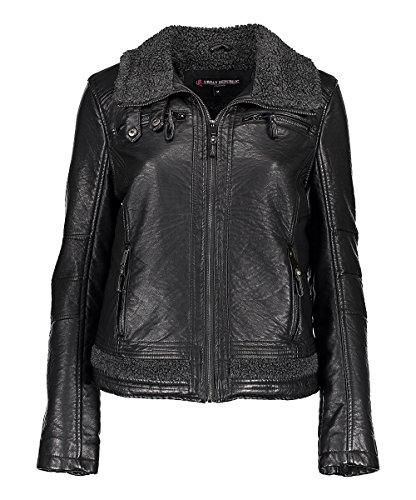 Urban Republic Womens Buffalo Leather