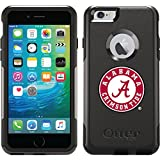 Alabama - Crimson Tide design on Black OtterBox Commuter Series Case for iPhone 6 Plus and iPhone 6s Plus