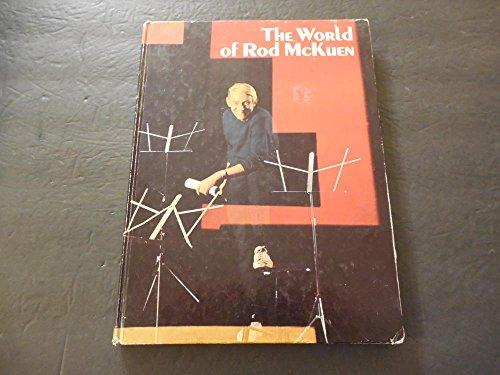 The World Of Rod McKuen hc Helen Miljakovich Photos; Ben Kendall Piano
