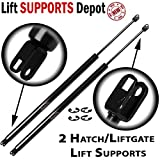 Qty (2) Nissan Urvan VWE25 Caravan 2002 To 2007 Liftgate Lift Supports Struts Door