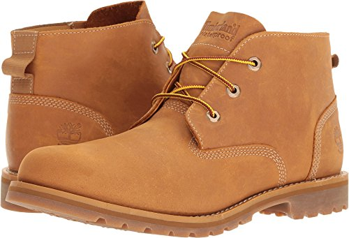 Timberland Men's Larchmont Waterproof Chukka Wheat Boot