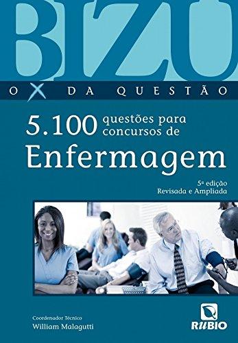 5.100 questões para concursos de enfermagem