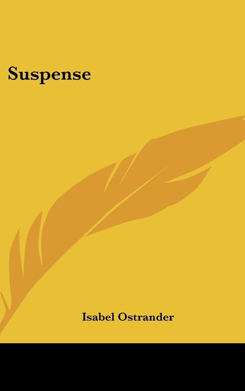 Download Suspense pdf