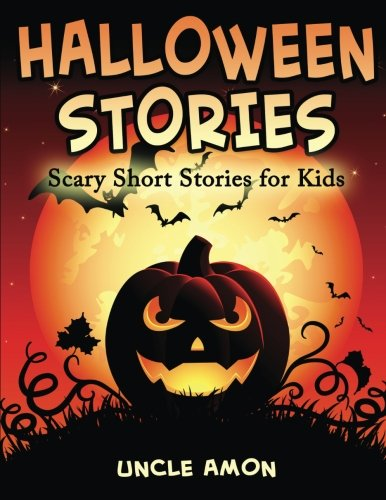 Spooky Halloween Story - Halloween Stories Bundle (5 Books in 1): Spooky Halloween Stories for Kids, Funny Jokes, and Halloween Coloring Book (Halloween Collection) (Volume 8)