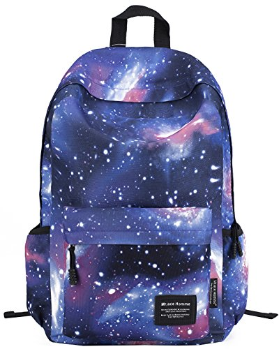 Besporter Galaxy Pattern Unisex Backpack product image