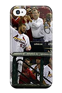 Series Skin Case Cover For Iphone 4/4s(st_ Louis Cardinals )
