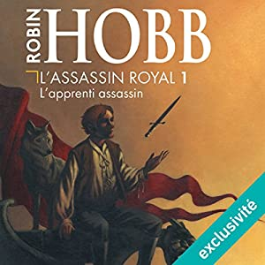 L'apprenti assassin (L'assassin royal 1) Hörbuch