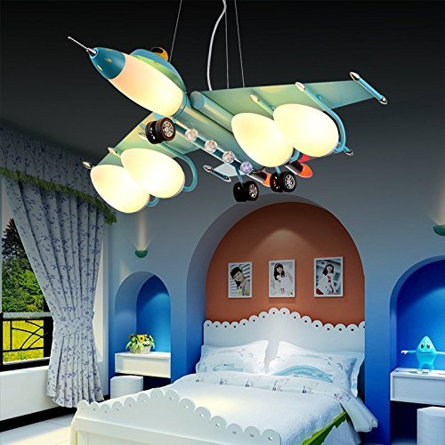 Edge To Chandelier Aircraft Lights Children\'s Room Lights Boys ...