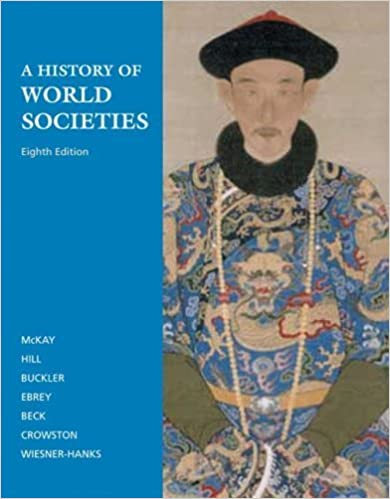 A History of World Societies, Combined Volume by John P. McKay (2008-10-10)