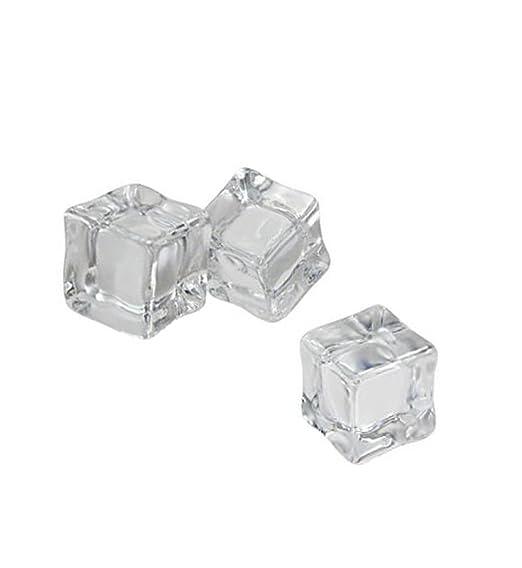 3 opinioni per Wilotick Cubetti di ghiaccio in materiale acrilico, artificiali, trasparenti,