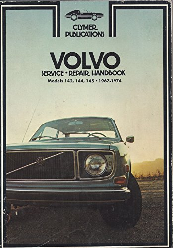 Price comparison product image Volvo Service Repair Handbook Models 142 144 145 1967 - 1974