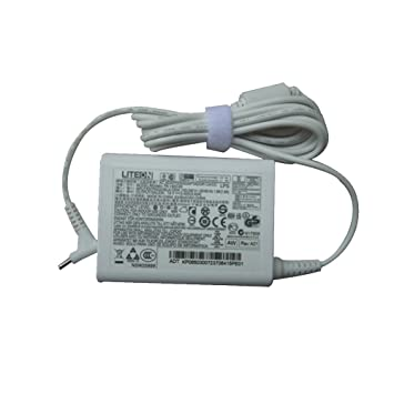 Cargador de portátil Acer Aspire S7-191 S7-391 adaptador, Ordenador Portatil transformador (12 meses de garantía y cable de alimentación europeo incluido): ...
