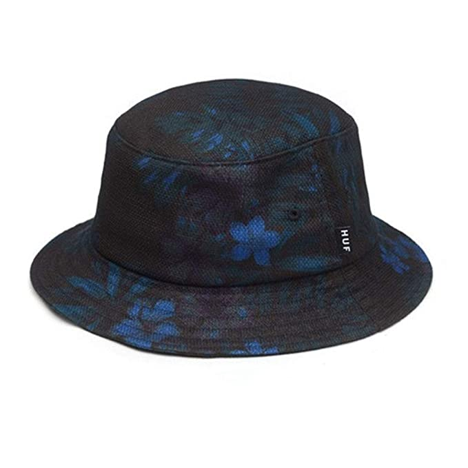 6b51669b72ac7e HUF Overdyed Floral Bucket Hat: Amazon.ca: Clothing & Accessories