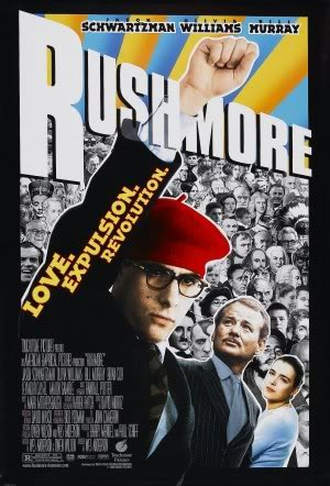 Rushmore - Movie Poster