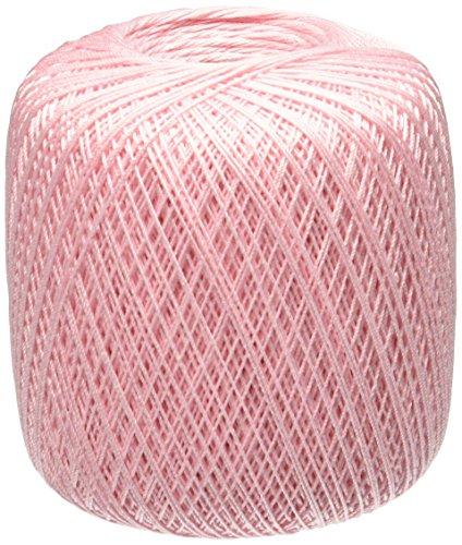 (Coats Crochet 154-401 Aunt Lydia's Crochet, Cotton Classic Size 10, Orchid Pink)