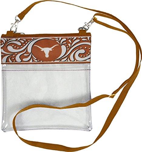 Texas Longhorns Clear Gameday Crossbody Bag