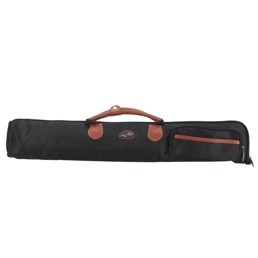 Andoer 1680D Clarinet Bag Case Straight Type Thicken Padded 15mm Foam with Adjustable Shoulder Strap Pocket
