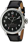 Tommy Hilfiger Men's 1791299 TH 24/7 Analog-Digital Display Quartz Black Watch