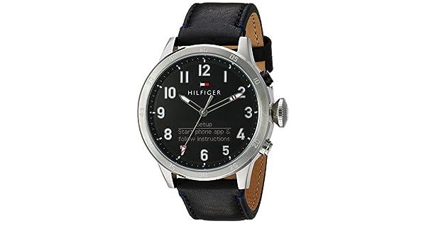 Tommy Hilfiger Hombres de TH 24/7 de Cuarzo Reloj Inteligente de ...