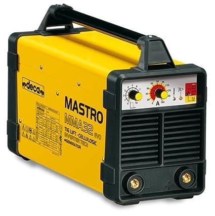 Inverter para soldadura con electrodo de corriente continua Mastro ...