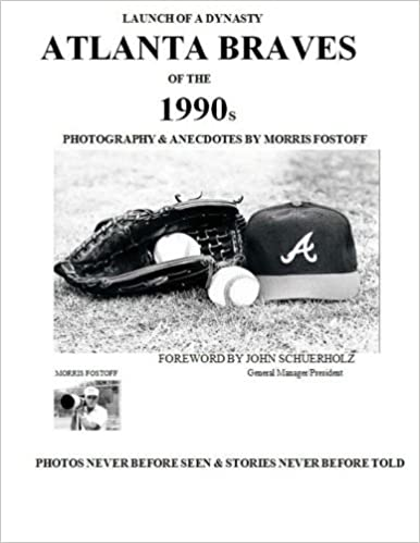 Book launch of a dynasty atlanta braves of the 1990s