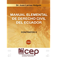 Manual Elemental de Derecho civil III Vol VIII: Contratos II (Spanish Edition)