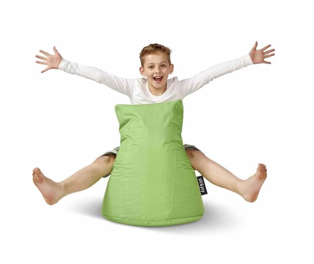 Zitzak Kids - Bumba Sit&Joy Farbe  Grün