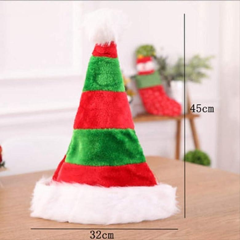 Sombreros de Gorras de algodón de Papá Noel Regalo de Año Gorra ...