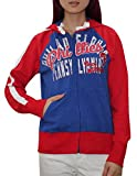 PHI PHILLIES Womens Zip-Up Hoodie (Vintage Look)