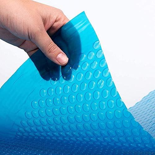 プールカバー 青い太陽保護カバー 長方形プールの場合、 青いプールカバー 地上プールの場合 キッズスプラッシュプールカバー、 防雨防塵カバー (Size : 2x1.5m)